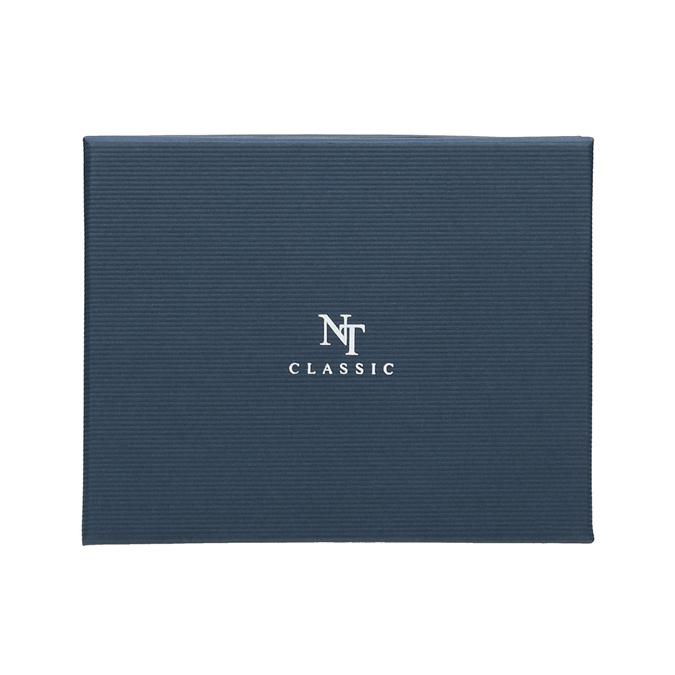 Sada kravaty, kapesníčku a manžetových knoflíčků n-ties, červená, 999-5291 - 16
