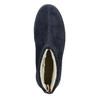 Kožené dámské válenky gant, modrá, 513-9087 - 26
