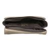 Prošívaná Crossbody kabelka bata, hnědá, 961-4141 - 15