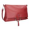 Červené psaníčko s řetízkem bata, červená, 961-5164 - 13