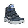 Dětská zimní obuv mini-b, modrá, 293-9615 - 13