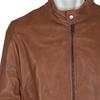 Pánská kožená bunda bata, vícebarevné, 974-0154 - 16