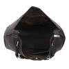 Hnědá dámská kabelka cafe-noir, hnědá, 961-4096 - 15