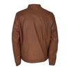 Pánská kožená bunda bata, vícebarevné, 974-0154 - 26