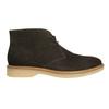 Dámské kožené Desert Boots bata, hnědá, 593-4608 - 15