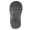 Dětská zimní obuv s kožíškem bubblegummers, šedá, 191-2620 - 26