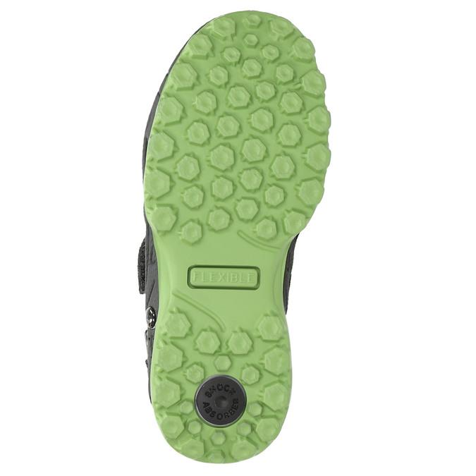 Dětské sportovní tenisky mini-b, šedá, 413-2174 - 19