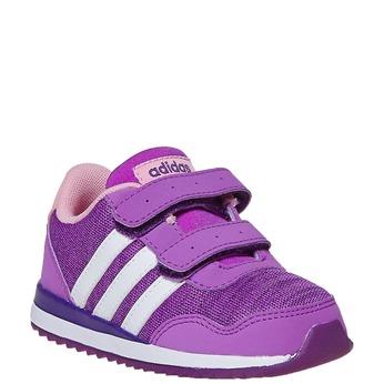 Dětské fialové tenisky adidas, fialová, 109-5157 - 13