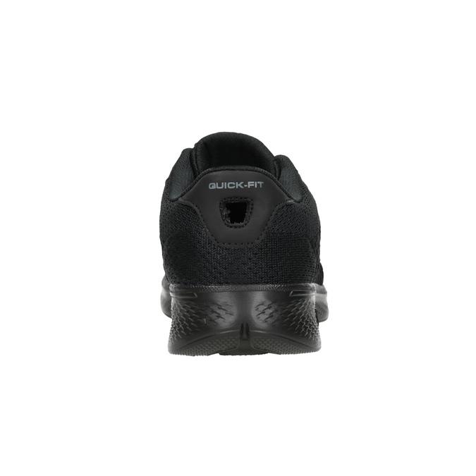 Dámské černé tenisky skechers, černá, 509-6325 - 16