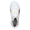Bílé dámské tenisky se zlatým pruhem puma, bílá, 509-1200 - 15