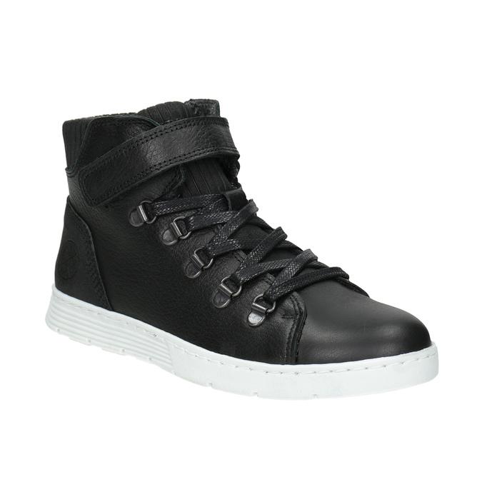 Chlapecká kotníčková obuv bullboxer, černá, 494-6024 - 13