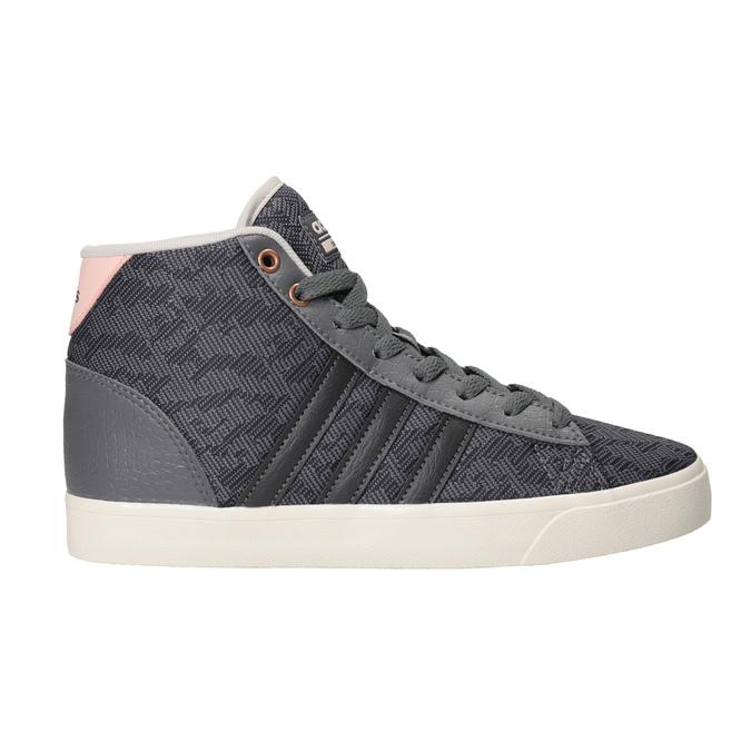 Kotníčkové dámské tenisky adidas, černá, 509-6112 - 26