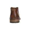Kožená pánská kotníčková obuv bugatti, hnědá, 826-3005 - 16