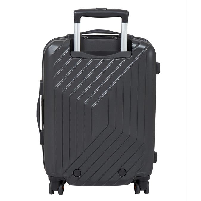 Cestovní skořepinový kufr  american-tourister, černá, 960-6606 - 26