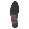 Kožené pánské polobotky vagabond, černá, 824-6026 - 17