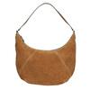 Hnědá kožená kabelka bata, hnědá, 964-4275 - 26