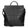 Kožená dámská kabelka bata, černá, 964-6273 - 16