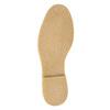 Kožené dámské kozačky bata, černá, 593-6606 - 19