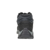 Kožená kotníčková obuv v Outdoor stylu merrell, černá, 806-6569 - 16
