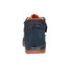 Kožené kotníčkové tenisky primigi, modrá, 313-9010 - 16