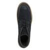 Pánská kožená kotníčková obuv bata, modrá, 843-9631 - 26