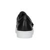 Kožené tenisky na suché zipy vagabond, černá, 514-6018 - 16