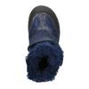 Dívčí zimní obuv na suché zipy mini-b, modrá, 299-9613 - 26