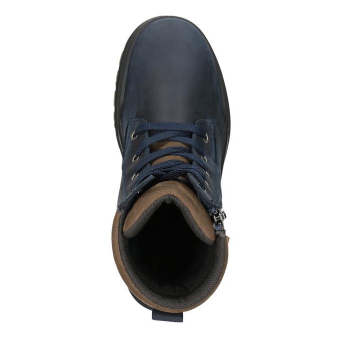 Dětská zimní obuv weinbrenner-junior, modrá, 496-9610 - 15