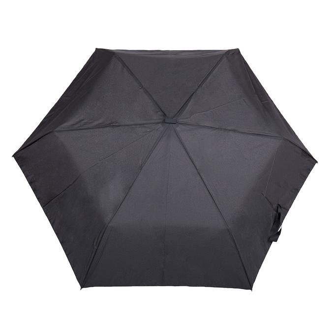 Černý skládací dešník doppler, černá, 909-6659 - 26