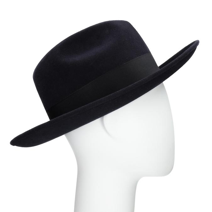 Tmavě modrý klobouk tonak, modrá, 909-9653 - 13