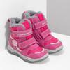 Růžové dětské sněhule bubblegummers, růžová, 199-5602 - 26