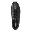 Pánské kožené tenisky vagabond, černá, 844-6035 - 26