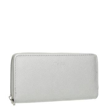 Stříbrná dámská peněženka bata, stříbrná, 941-2155 - 13