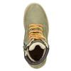 Dětská zimní obuv se zateplením mini-b, zelená, 496-3620 - 15