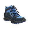 Dětská zimní obuv mini-b, modrá, 293-9614 - 13