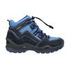 Dětská zimní obuv mini-b, modrá, 293-9614 - 15