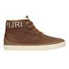Pánská kožená zimní obuv napapijri, hnědá, 896-3042 - 15