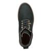 Kotníčková obuv s masivní podešví weinbrenner, modrá, 896-9669 - 15