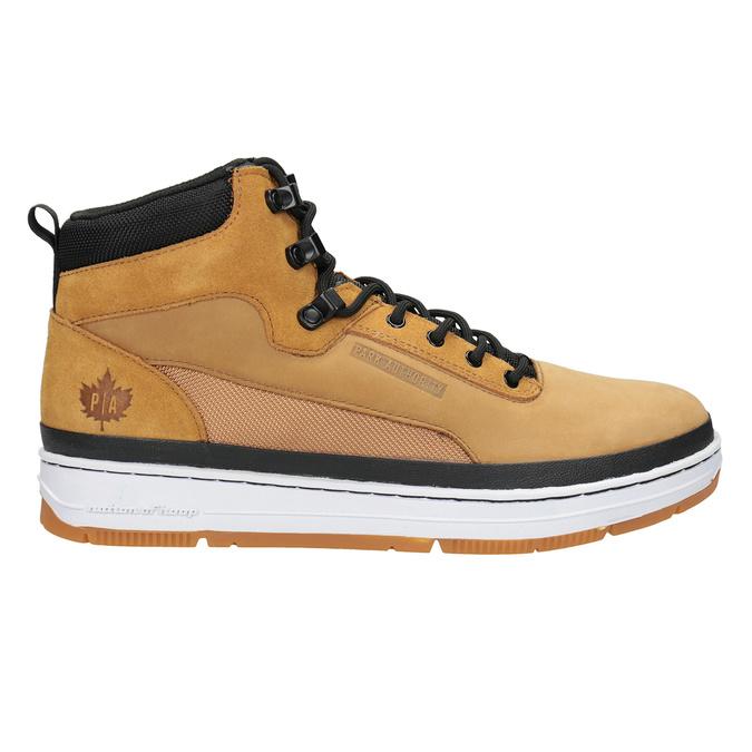 Kotníčková pánská obuv k1x, hnědá, 806-3552 - 26