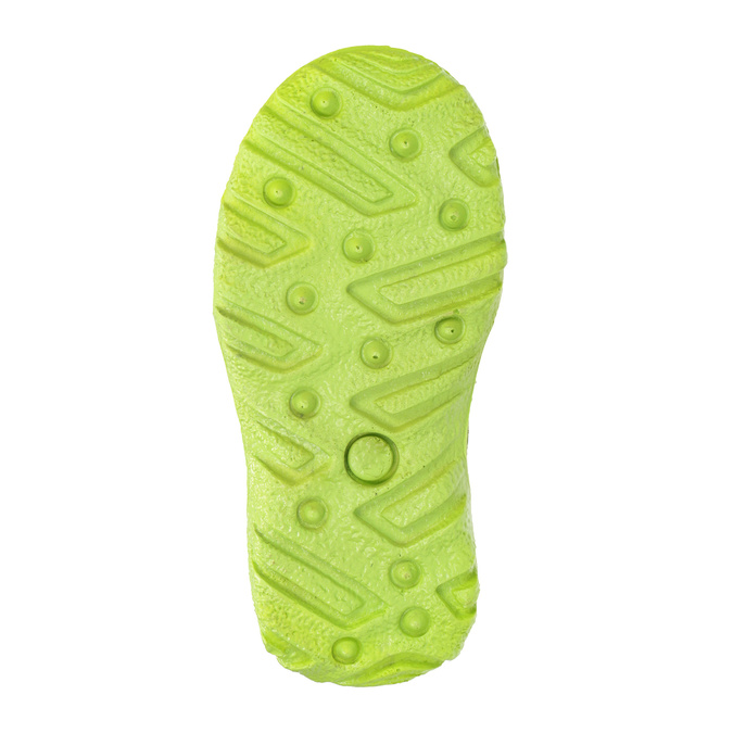 Dětská zimní obuv s výraznou podešví superfit, šedá, 299-2025 - 17