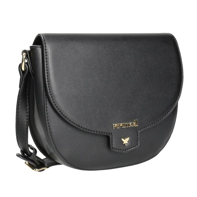 Dámská Crossbody kabelka pepe-moll, černá, 961-6063 - 13