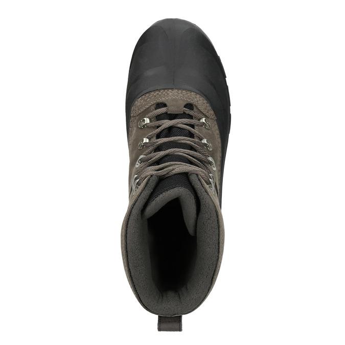 Kožená pánská zimní obuv sorel, 826-4068 - 15