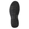 Kožená kotníčková obuv pánská bata, hnědá, 896-3705 - 17