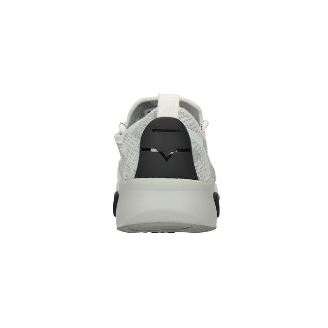 Sportovní dámské tenisky diesel, šedá, 509-1760 - 15