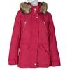 Červená dámská bunda s kapucí bata, červená, 979-5177 - 13
