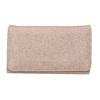 Dámská peněženka s prošitím bata, červená, 941-5156 - 26