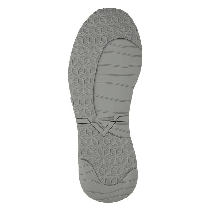 Sportovní dámské tenisky diesel, šedá, 509-1760 - 19