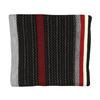 Pánská pruhovaná šála bata, černá, 909-6616 - 26