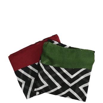 Dámský šátek se vzorem bata, vícebarevné, 909-0635 - 13