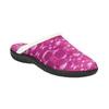 Dámská domácí obuv růžová bata, 579-5622 - 13